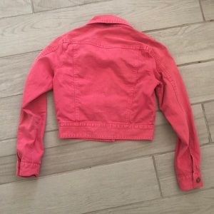 Urban Outfitters Jackets & Coats - BDG. Pink denim jean jacket only in EUC!